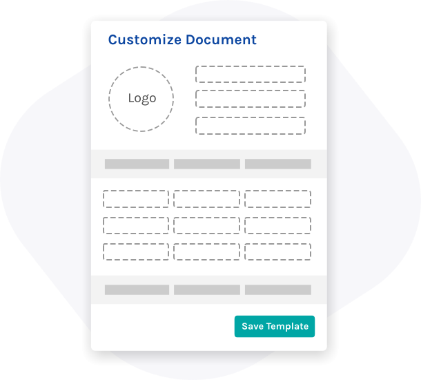 Proqura document customizations
